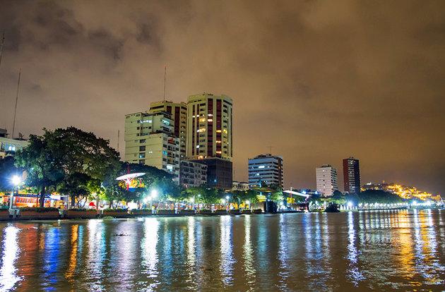 جاذبه های گردشگری اکوادور