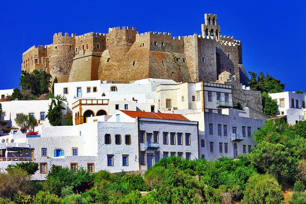 بهترین جزایر یونان