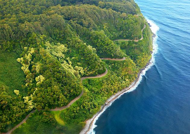 مناطق دیدنی هاوایی