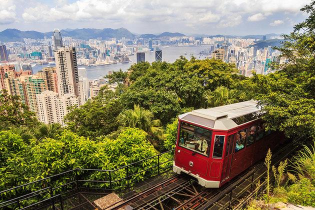 جالب ترین جاذبه های گردشگری هنگ کنگ