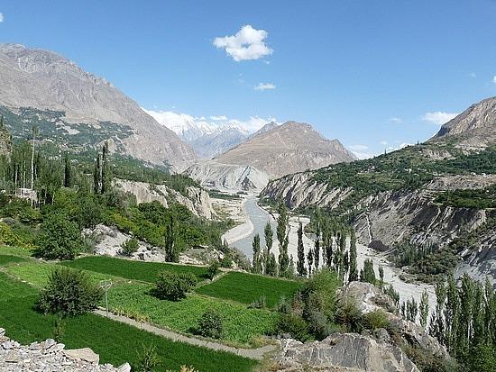 بهترین جاذبه های پاکستان
