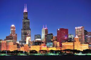دیدنی های شهر شیکاگو