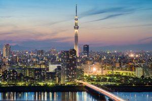 بهترین دیدنی های توکیو