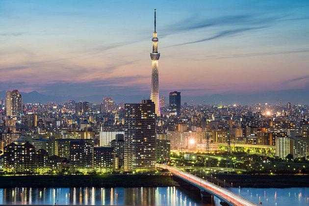 برج پوکت توکیو