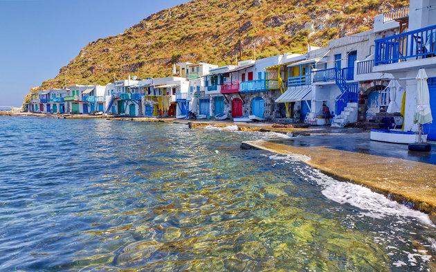 قشنگترین جزایر یونان