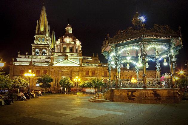 جاذبه های توریستی مکزیک