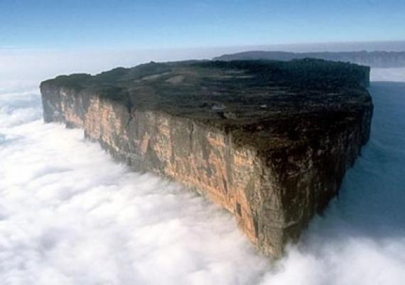 کوه Roraima، ونزوئلا