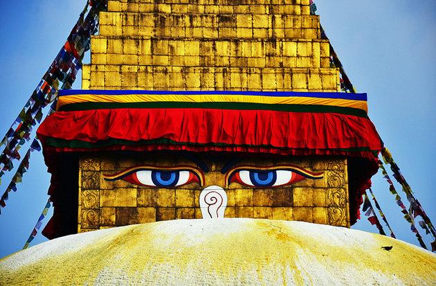 جاذبه های نپال