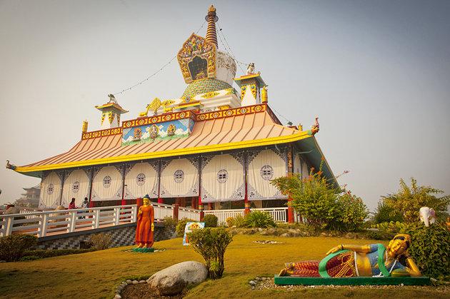 مناطق گردشگری نپال