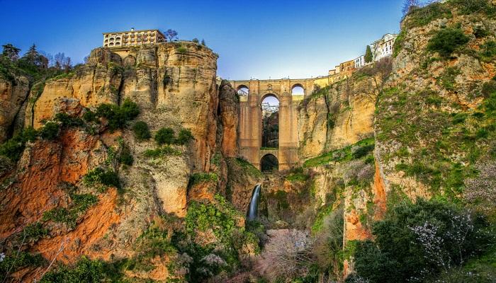 پل Puente Nuevo (رندا Ronda - اسپانیا)