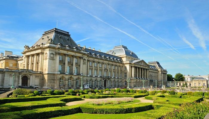 کاخ سلطنتی بروکسل (بلژیک)