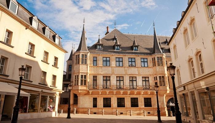قصر بزرگ لوکزامبورگ