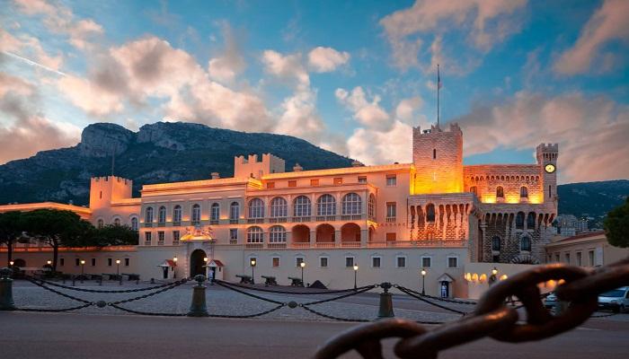کاخ شاهزاده موناکو