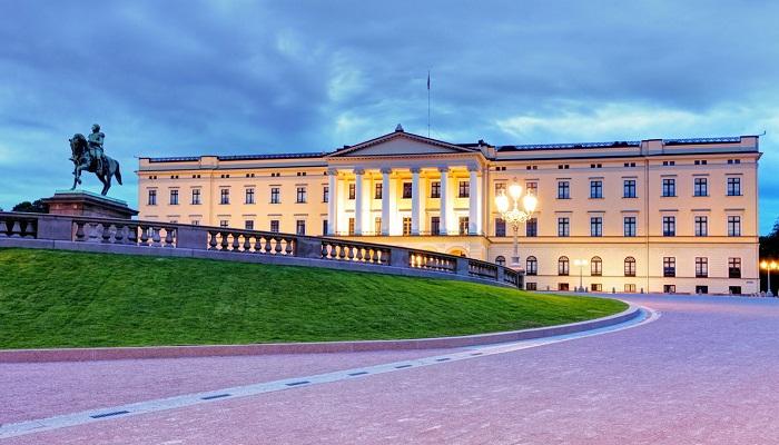 کاخ سلطنتی اسلو (نروژ)