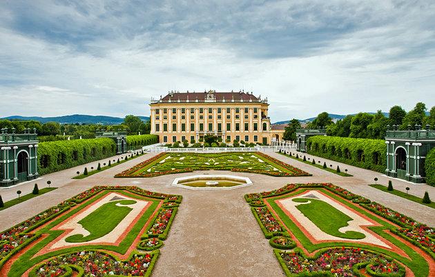 جاذبه های شهر وین اتریش