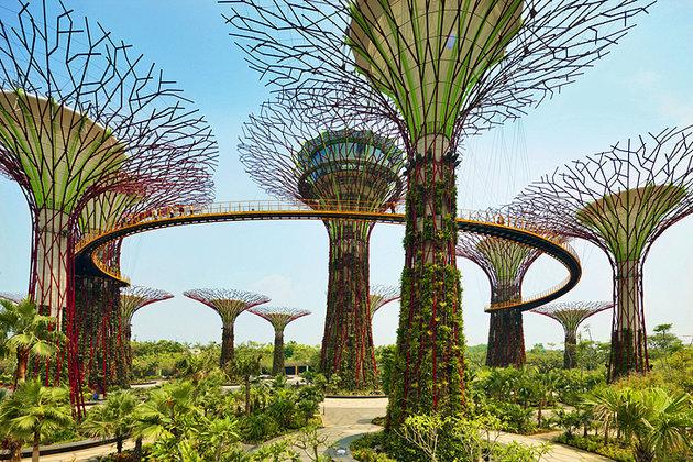بهترین جاذبه های سنگاپور