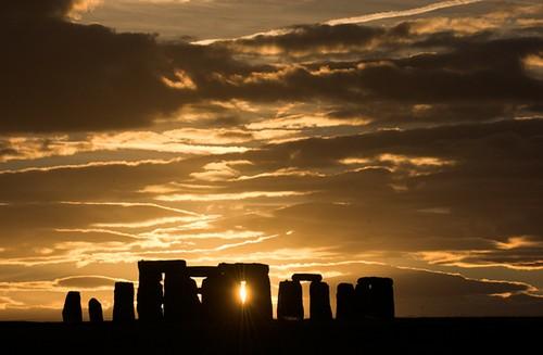 Stonehenge، انگلستان