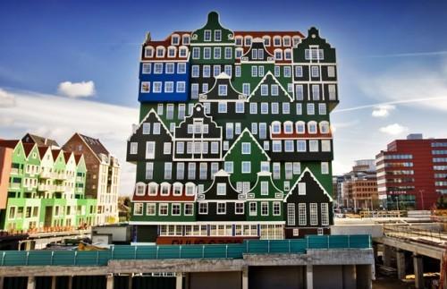 هتل عجیب هلند