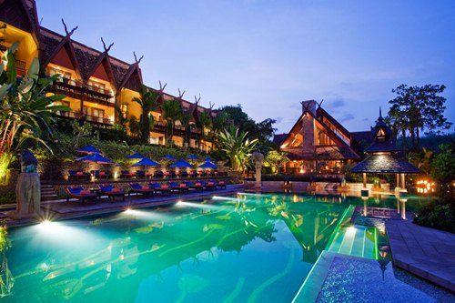 هتل عجیب تایلند