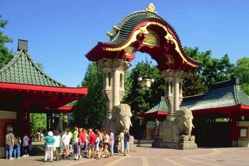 مشهورترین باغ وحش های جهان
