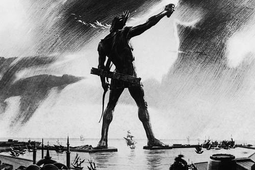 کلوس رودز، رودس Colossus of Rhodes, Rhodes
