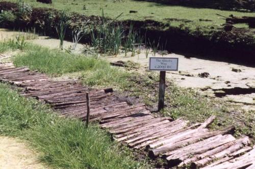 قدیمی ترین جاده جهان