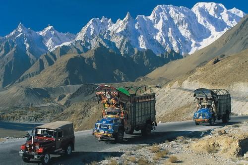 مرتفع ترین جاده جهان