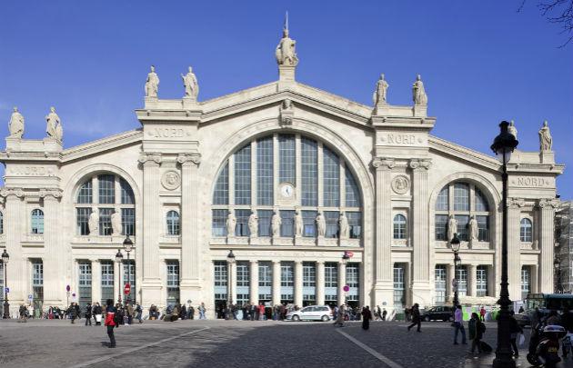 زیبا ترین ایستگاه های راه آهن