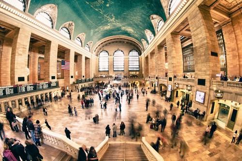 ایستگاه های راه آهن شگفت انگیز نیویورک