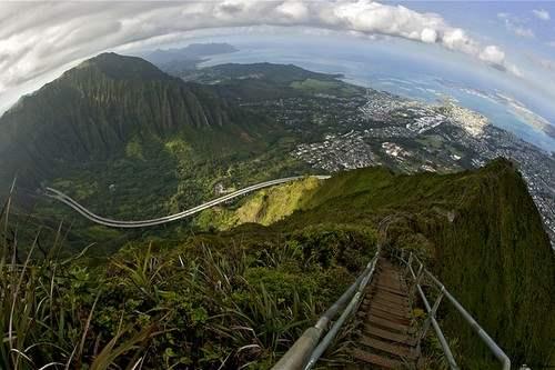 پله های زیبای دنیا