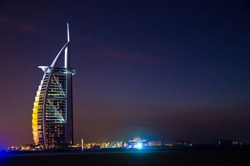 هتل برج خلیغه امارات