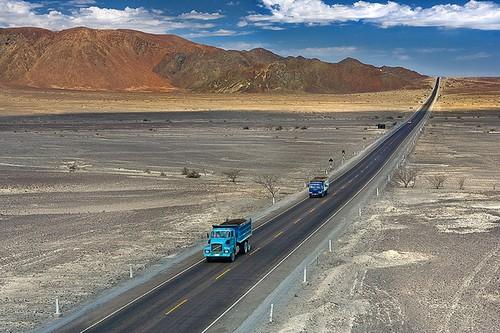 طولانی ترین جاده جهان