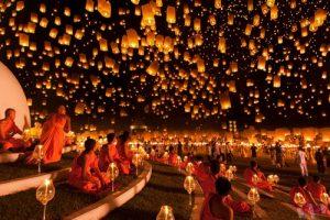 ۱۰ جشنواره زیبا در دنیا