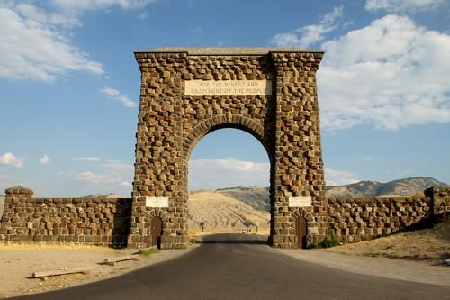 دروازه های معروف جهان