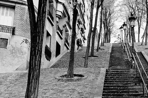 پله های معروف دنیا