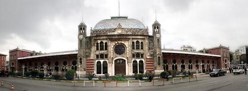 ایستگاه های شگفت انگیز استانبول