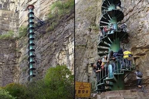 پله های مشهور دنیا