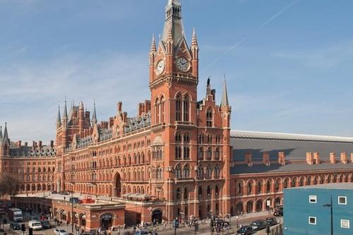 ایستگاه های راه آهن شگفت انگیز لندن