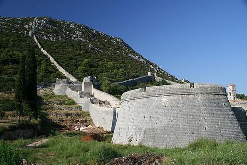 قدیمی ترین دیوارهای دنیا
