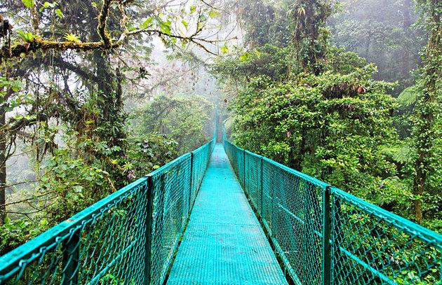 جاهای دیدنی کاستاریکا