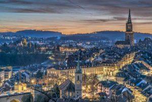 مناظر فوق العاده کشور سوئیس
