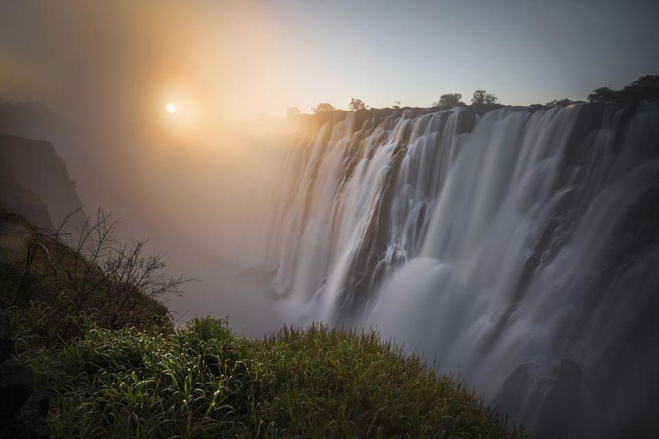 جاذبه زیمبابوه