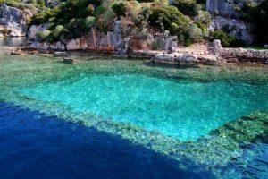 جزیره زیبا و باستانی Kekova ترکیه