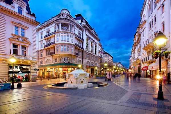 جاذبه صربستان