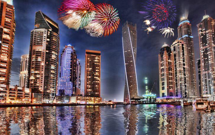 جشن های سال نو میلادی