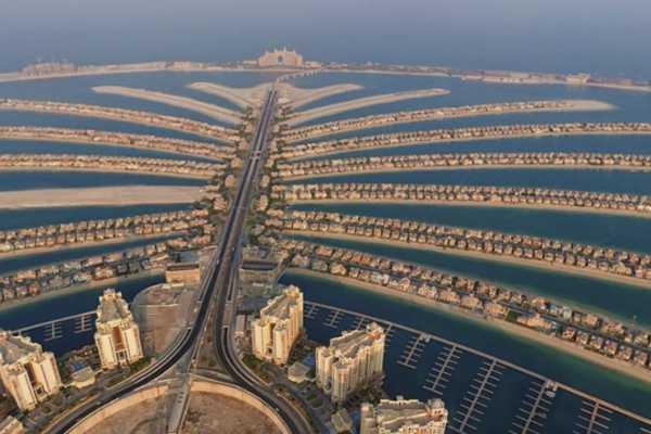 جزیره مصنوعی دبی