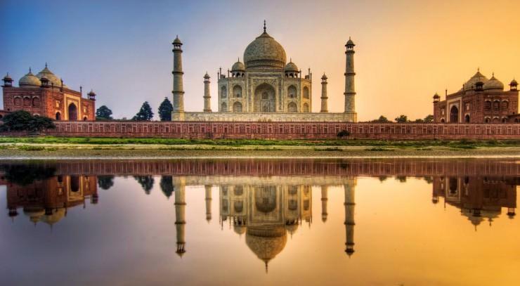 جاذبه هند