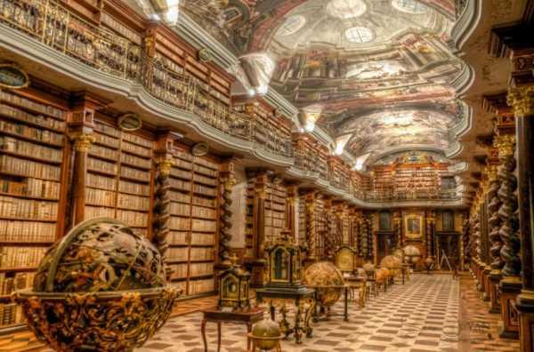 کتابخانه های معروف دنیا