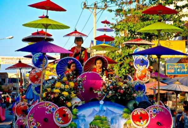 جاذبه تابستانی تایلند