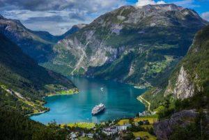 زیبایی های فوق العاده شبه جزیره اسکاندیناوی